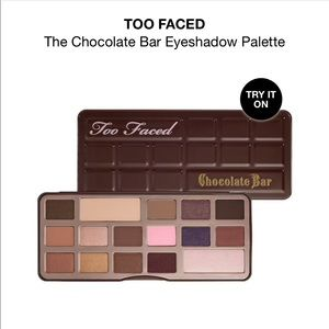 Restocked!🌟Too Faced Chocolate Bar Shadow Palette